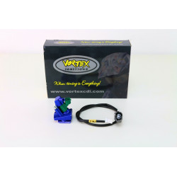Second injector kit complet for 250 RMZ 16 (need Vortex ECU with curv