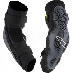Coudieres Alpinestars Sequence Elbow Protector Ant/Yellow fluo L/XL
