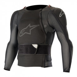 Gilet de Protection Manche Longue Alpinestars Sequence Noir XL