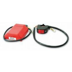 Boitier CDI programmable 125 YZ 96/01 CD4108D