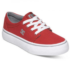 Chaussure enfant DC Trase Rouge/grey 13(30.5)-ADBS300083-RGY