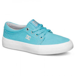 Chaussure enfant DC Trase Turquoise/grey 2(33)-ADBS300083-TLG
