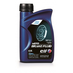 Liquide de frein ELF Moto Brake Fluid DOT5.1 500ml