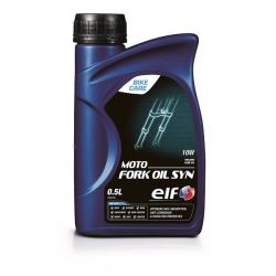 Huile de fourche ELF Moto Fork Syn 2.5W 0.5l