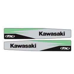Sticker de bras oscillant FX Kawasaki 250 KX 04/08+250 KXF 04/05