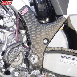 Protege cadre carbone YZ 125/250 05 light speed