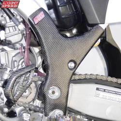 Protection de cadre carbone KX 125 03-08 / KX 250 03-04