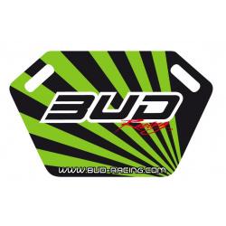 Panneauteur Bud racing Noir/green