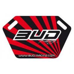 Panneauteur Bud racing Noir/Rouge