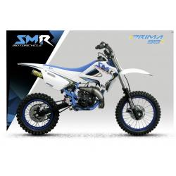 "Minicross 50cc SMR Prima 913S roues 14/12"""