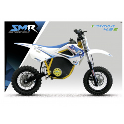 "Minicross Electrique SMR Prima 4.9E roues 12/10"""