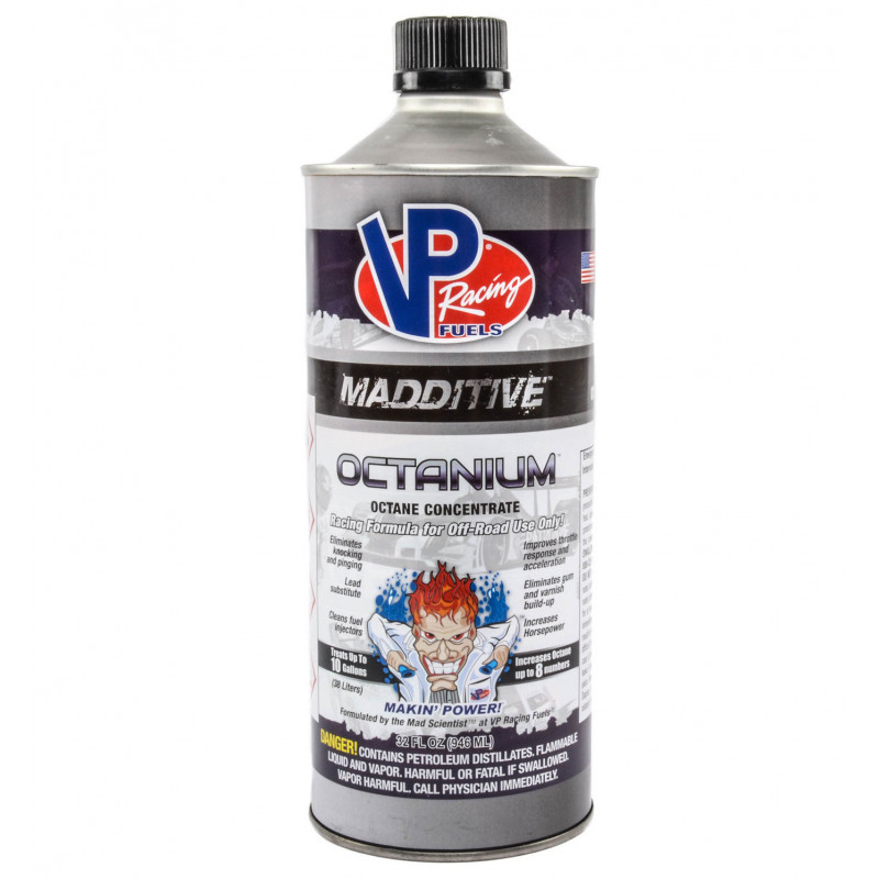 Additif VP Racing Octanium -1 litre