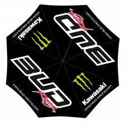 Parapluie Bud Racing Team 2014