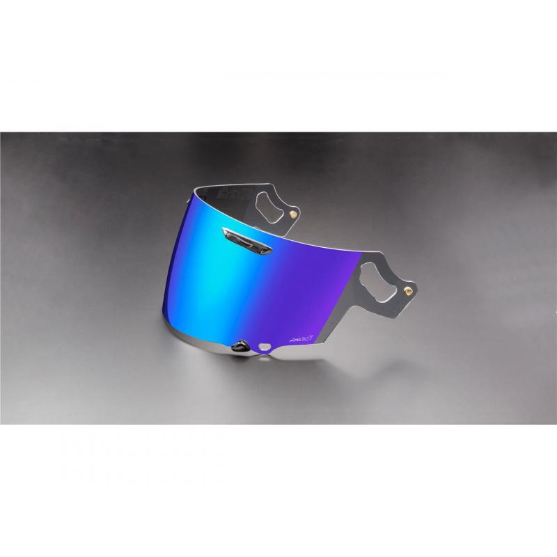 Ecran ARAI VAS Irridium bleu