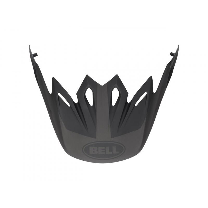 Visière BELL Moto 9 Flex / Moto 9 Intake noir mat