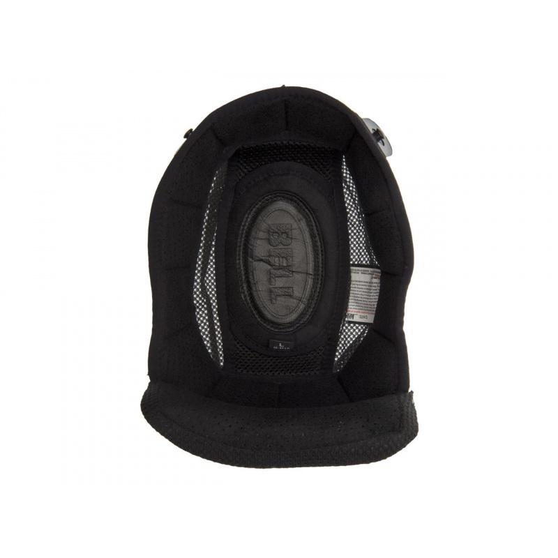 Coiffe BELL Bullit noir taille XL