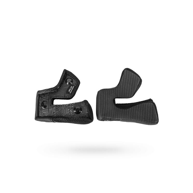 Coussinet de joue BELL Moto 9 Flex / Moto 9 noir 50mm