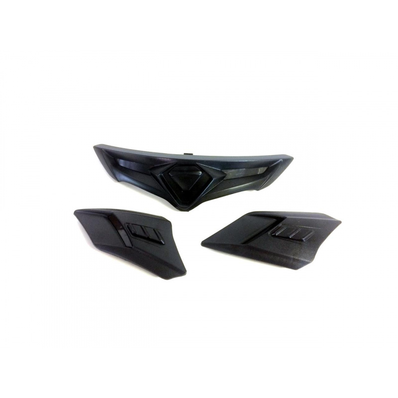 Kit ventilation BELL Qualifier noir