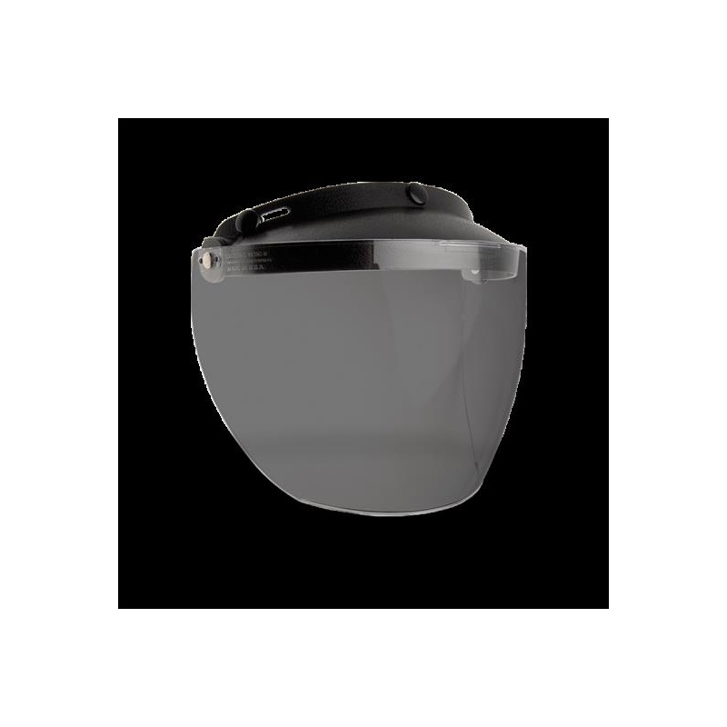Ecran Flip 3 points BELL Custom 500 fumé