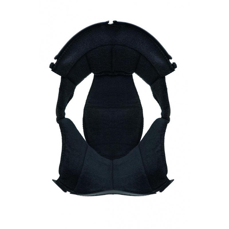 Coiffe BELL Moto 3 noir taille XXL