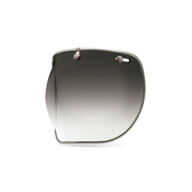 Ecran bubble deluxe BELL Custom 500 fumé gradient