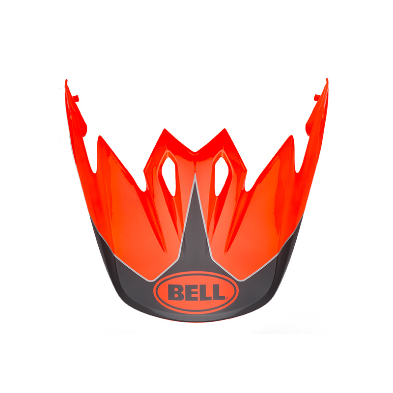 Visière BELL Mx-9 Adventure Stryker Flo orange