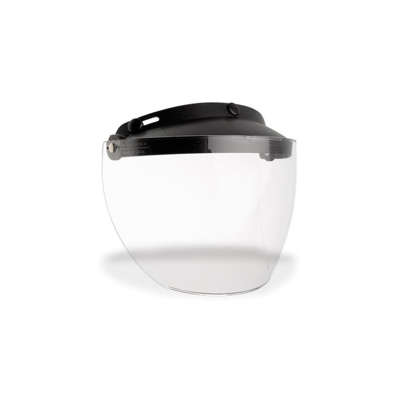 Ecran Flip 3 points BELL Custom 500 transparent