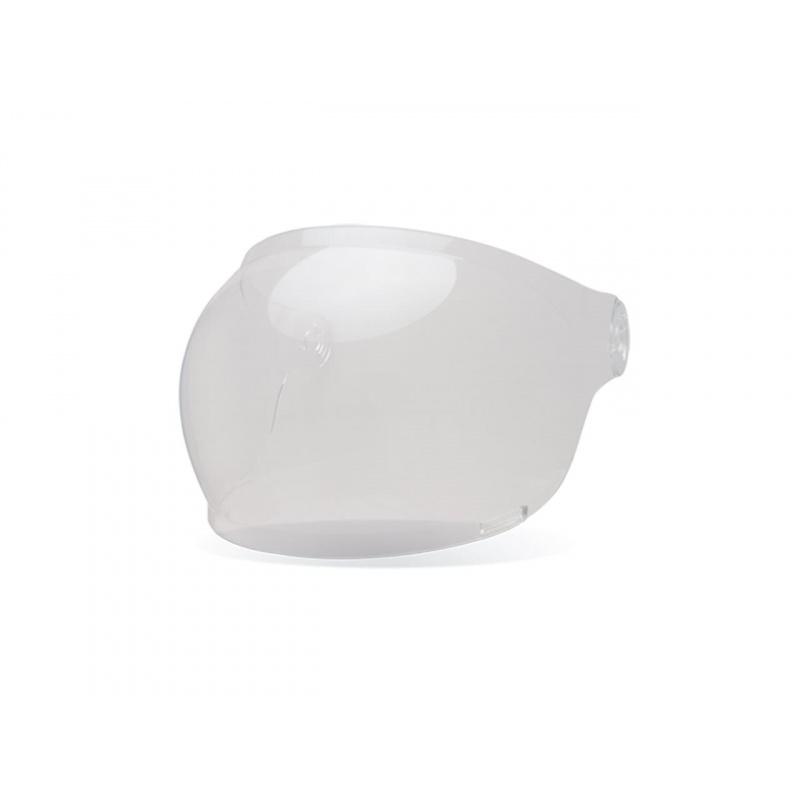 Ecran bubble BELL Bullit Black Tab transparent