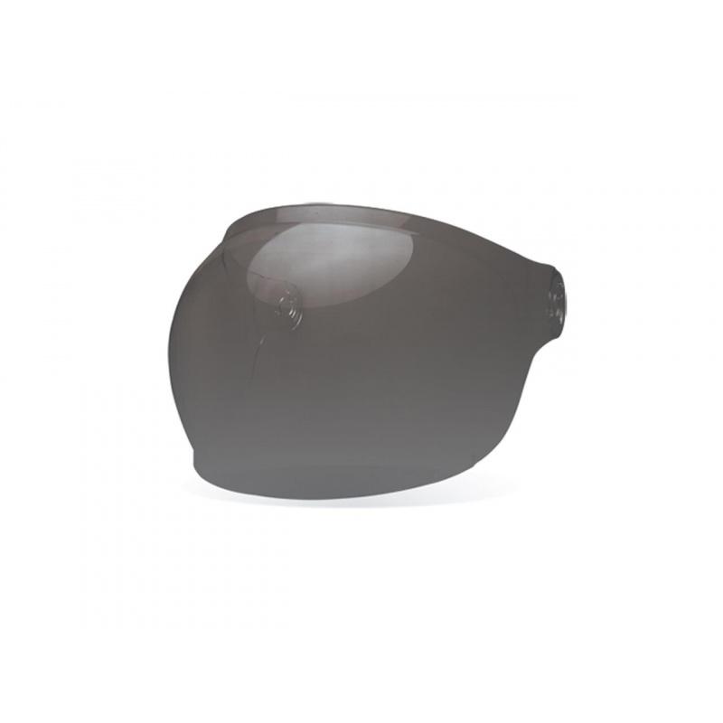 Ecran bubble BELL Bullit Brown Tab fumé noir