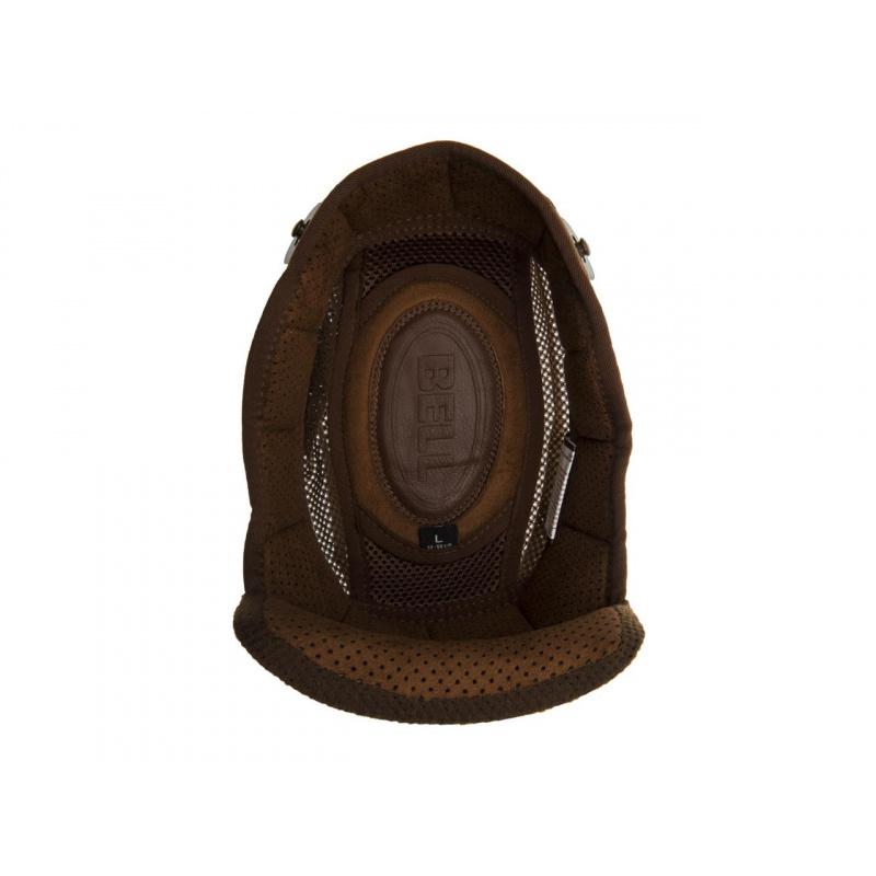 Coiffe BELL Bullit brun taille XXL