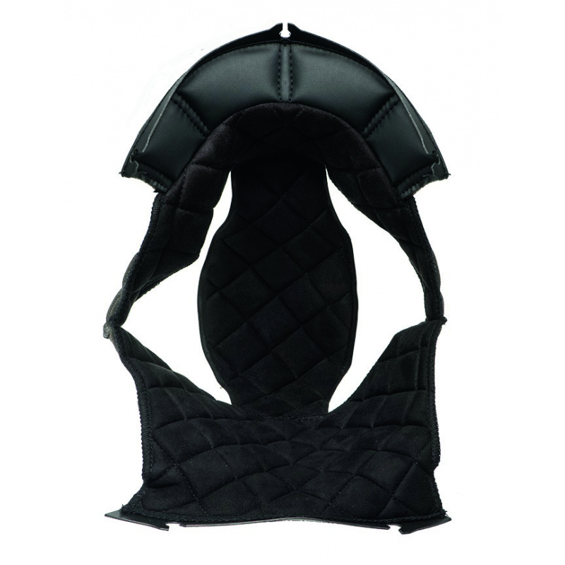 Coiffe BELL Moto 3 suède noir taille XXL