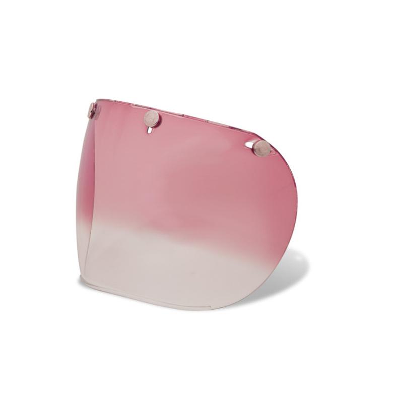 Ecran Retro BELL Custom 500 Pink Gradiant