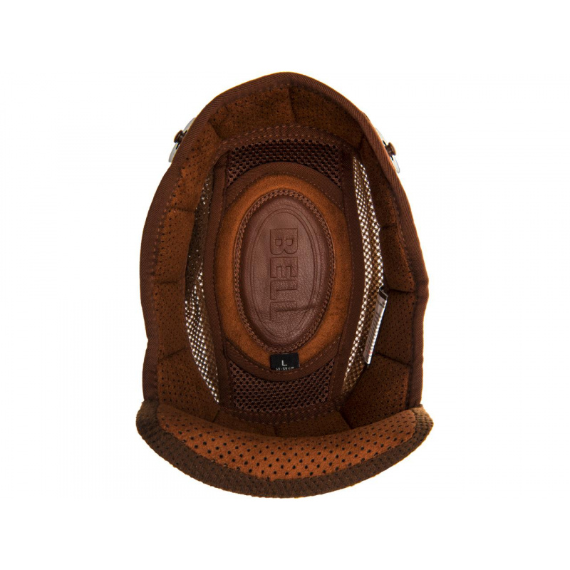 Coiffe BELL SX-1 Brown taille S