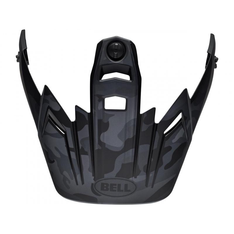 Visière BELL MX-9 Adventure Switchback camo noir