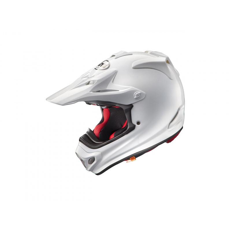 Casque ARAI MX-V White taille XXL