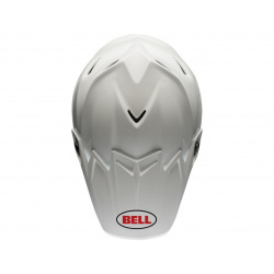 Casque BELL Moto-9 Flex Solid White taille M