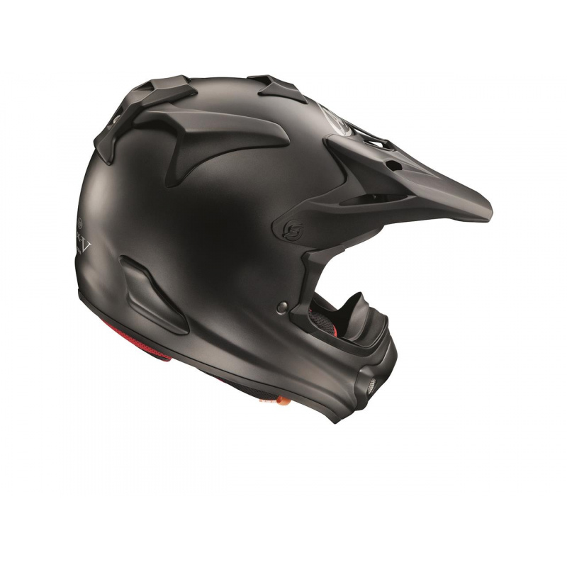 Casque ARAI MX-V Frost Black taille XS