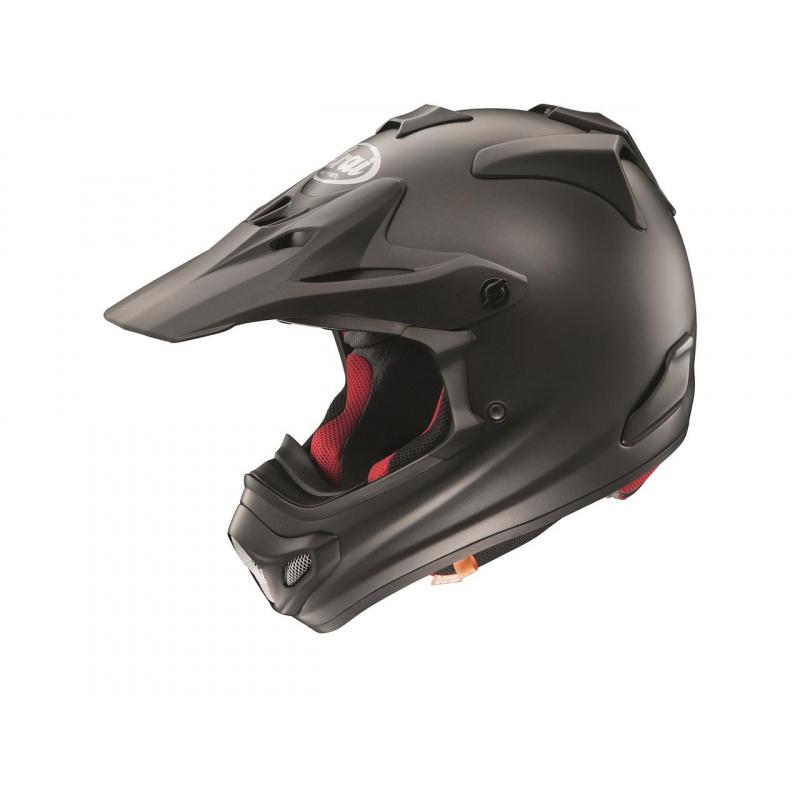 Casque ARAI MX-V Frost Black taille S