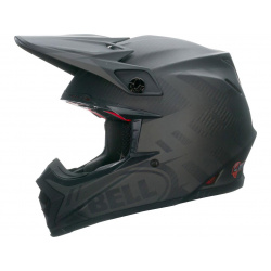 Casque BELL Moto-9 Flex Matte Syndrome Black taille XS
