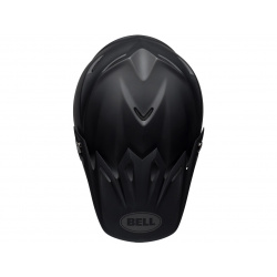 Casque BELL Moto-9 MIPS Matte Black Intake taille XS