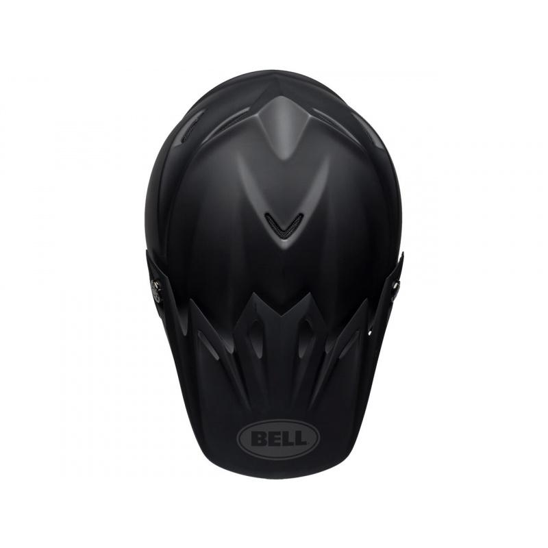 Casque BELL Moto-9 MIPS Matte Black Intake taille XS