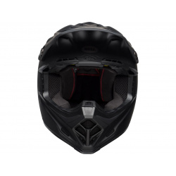 Casque BELL Moto-9 MIPS Matte Black Intake taille S
