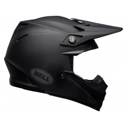 Casque BELL Moto-9 MIPS Matte Black Intake taille L