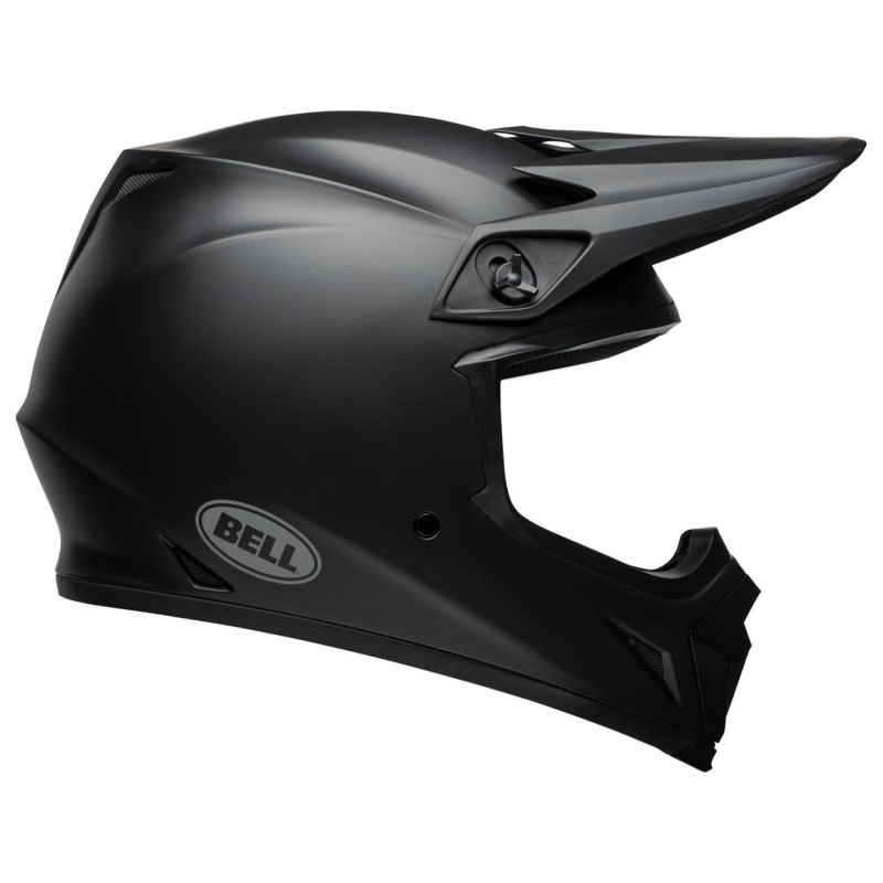 Casque BELL MX-9 MIPS Matte Black taille XS