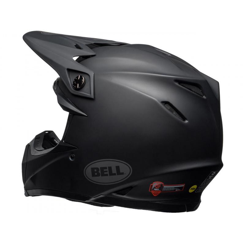 Casque BELL Moto-9 MIPS Matte Black Intake taille XXL