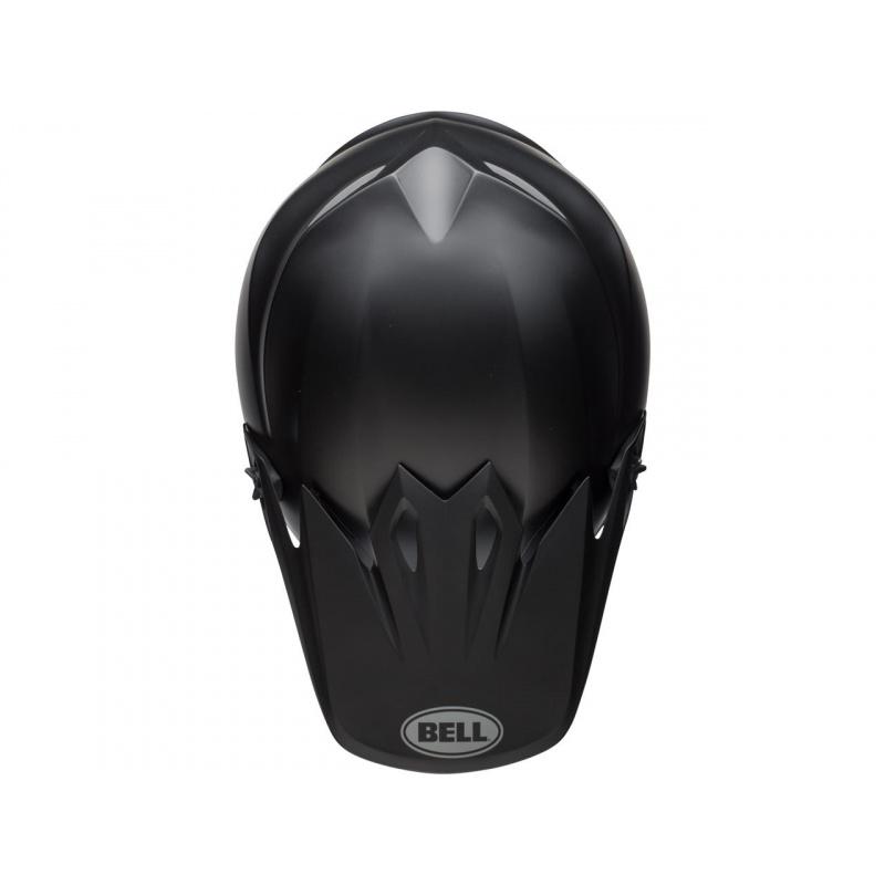Casque BELL MX-9 MIPS Matte Black taille XL