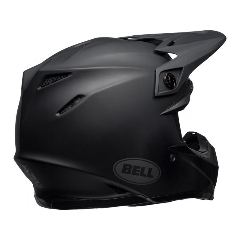 Casque BELL Moto-9 MIPS Matte Black Intake taille XL