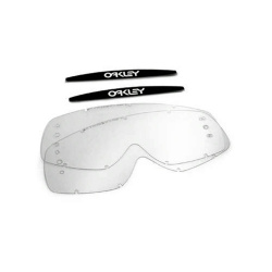 Ecrans de rechange OAKLEY XS O-Frame roll-off transparent