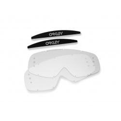 Ecrans de rechange OAKLEY O-Frame roll-off transparent