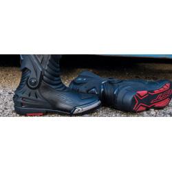 Bottes RST TracTech Evo 3 CE sport cuir été noir 43 homme